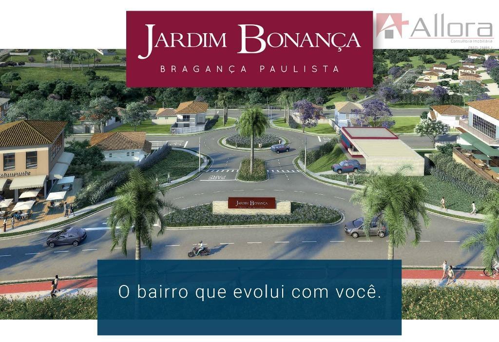 LANÇAMENTO - Lotes residencias a partir de 250m², Bragança Paulista.
