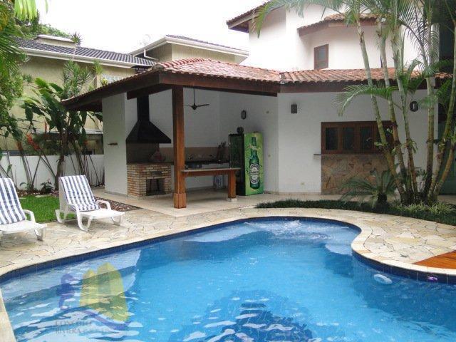 Casa residencial à venda, Riviera - Módulo 21, Bertioga - CA0066.