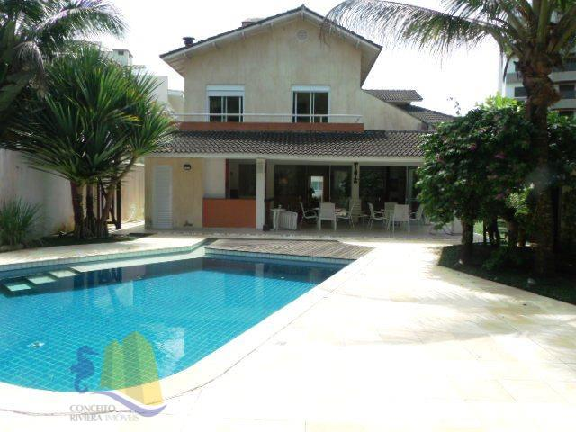 Casa residencial à venda, Riviera - Módulo 4, Bertioga - CA0004.