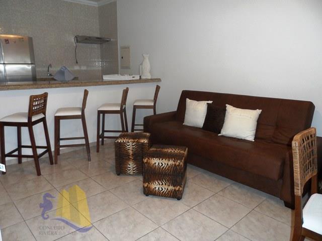 Flat residencial à venda, Riviera - Módulo 30, Bertioga - FL0006.