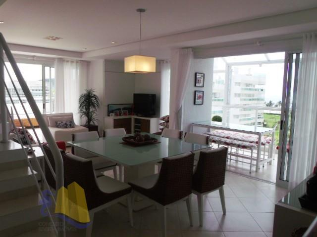 Cobertura residencial à venda, Riviera - Módulo 7, Bertioga - CO0027.