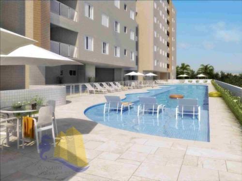 Apartamento residencial à venda, São Lourenço, Bertioga - AP0195.