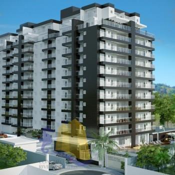 Apartamento residencial à venda, Centro, Bertioga - AP0289.