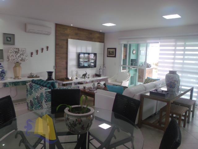 Apartamento  residencial para locação, Riviera - Módulo 7, Bertioga.