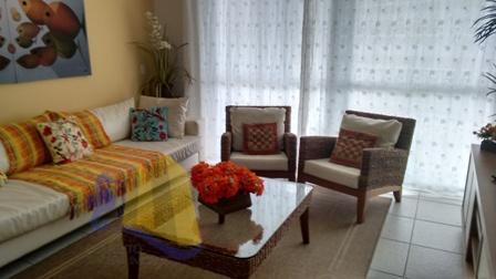 Apartamento  residencial para locação, Riviera de São Lourenço, Bertioga.