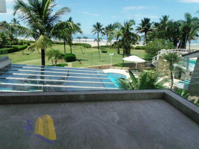 mansão pe na areia frontal - 7 suítes- nova!!!uma das melhores residencias á venda na riviera,...