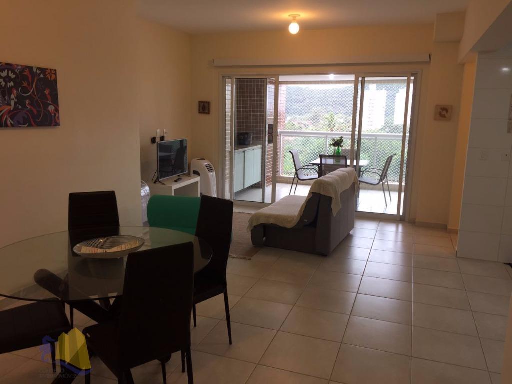 Apartamento residencial à venda, Jardim São Lourenço, Bertioga.
