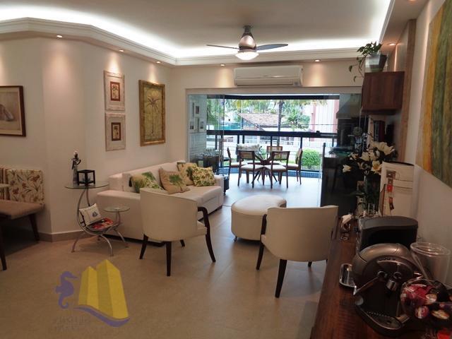 Apartamento residencial à venda, Riviera - Módulo 6, Bertioga - AP0078.