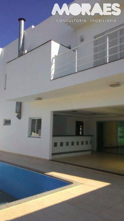 Casa residencial para locação, Residencial Tivoli I, Bauru.