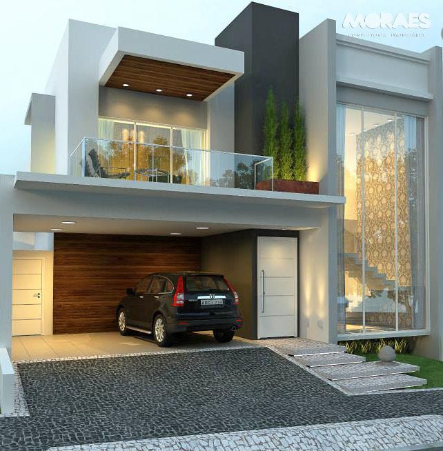 Casa à venda, Condomínio Fechado, Residencial Villaggio, Bauru.