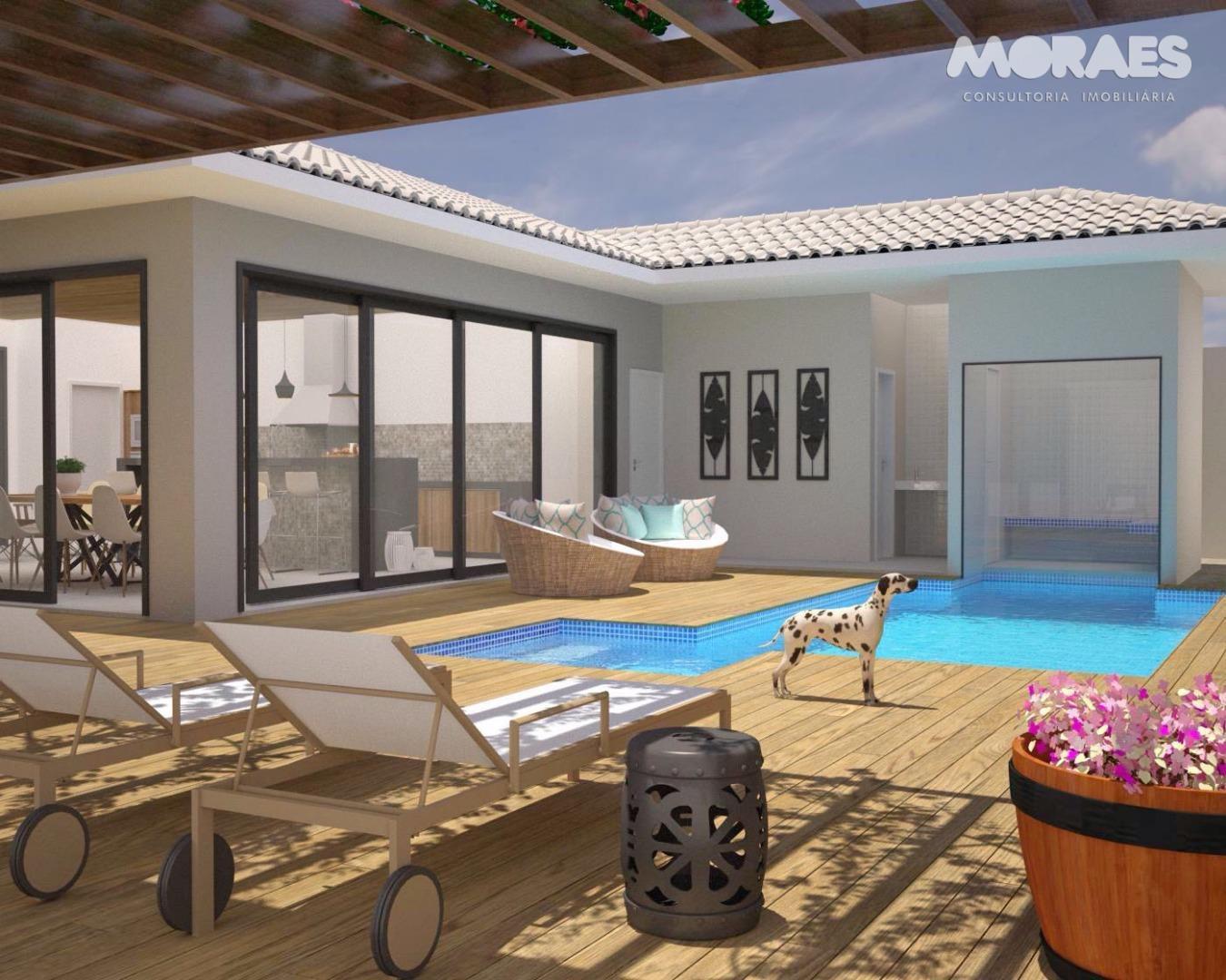 Casa à venda, Condomínio Fechado, Residencial Lago Sul, Bauru.