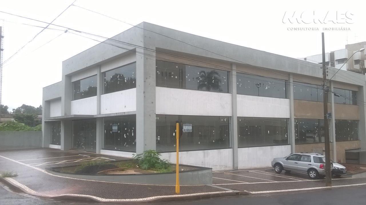 Salão  comercial para locação, Vila Aviação, Bauru.