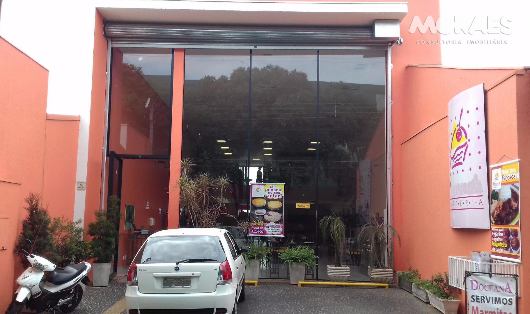 Salão  comercial à venda, Vila Aeroporto Bauru, Bauru.