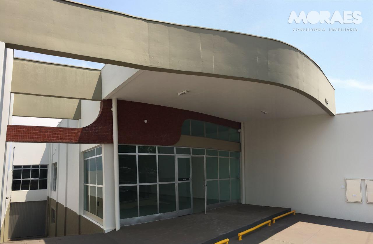 Salão comercial para venda e locação, Jardim América, Bauru - SL0055.