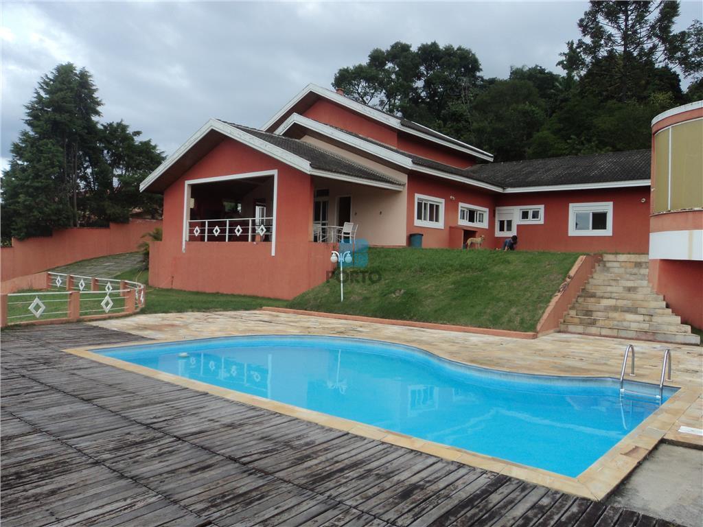 Casa residencial à venda, Condominio Quinta das Flores, São José dos Campos - CA0022.