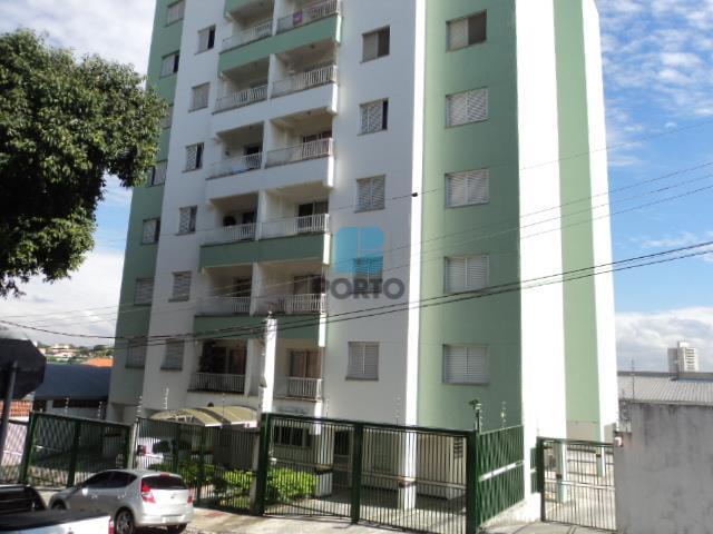 Apartamento residencial à venda, Vila São Bento, São José dos Campos.