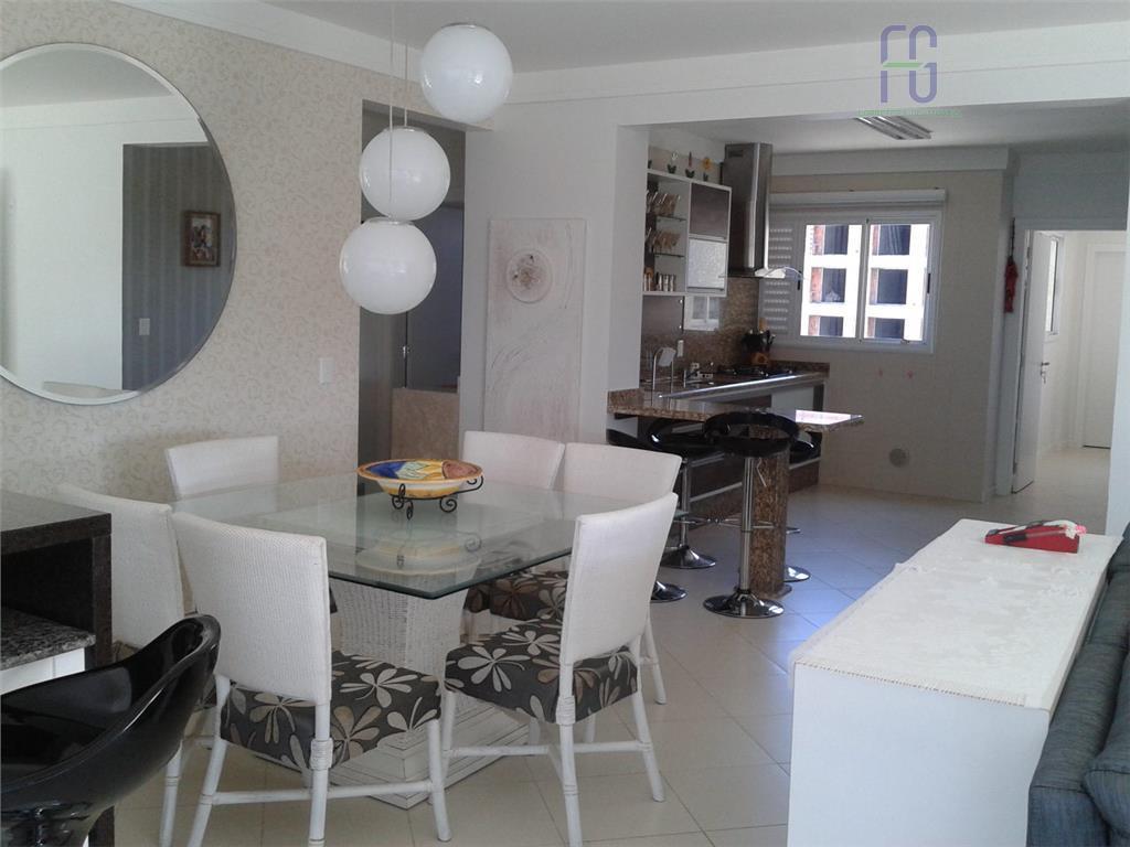 TEMPORADA ou VENDA -Apartamento com 4 dormitórios , 151 m² por R$ 1.200.000,00 - Centro - Balneário Piçarras/SC