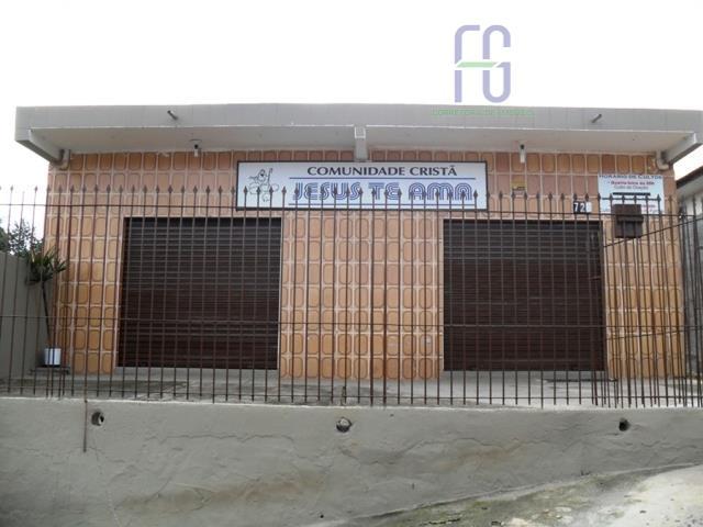 Sala comercial podendo ser tranformada em residencia - Alto Boqueirão