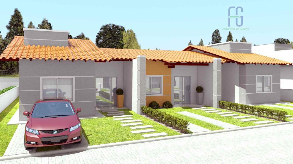 Condominio Fechado de casas e apartamentos