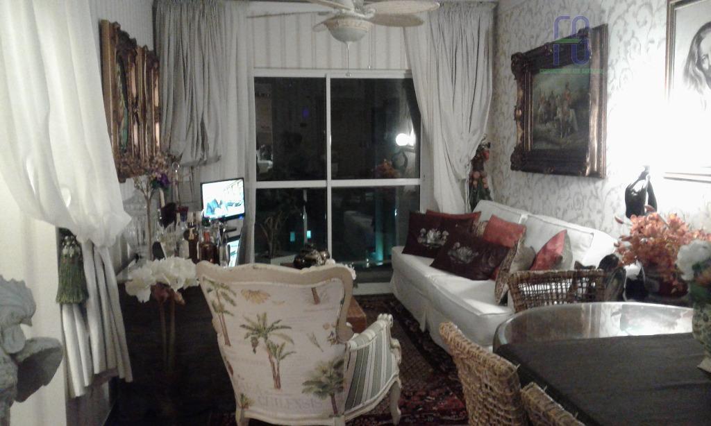 Sofisticado apartamento mobiliado e decorado