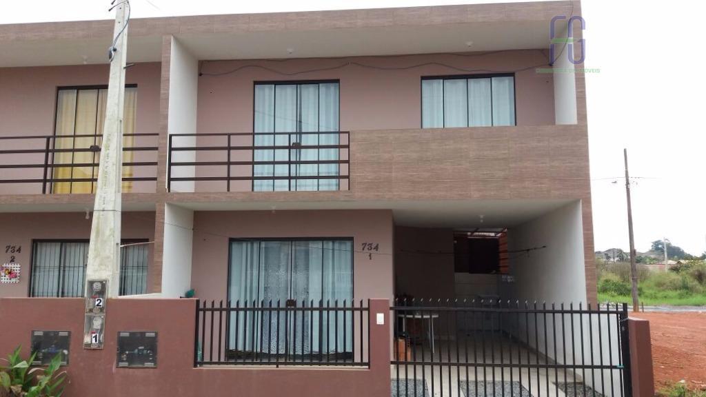 Sobrado residencial para venda , Itacolomi, Balneário Piçarras - SO0063.