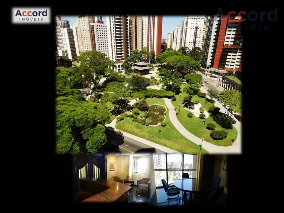 Ótimo Andar Comercial - Edifício localizado na região mais nobre da cidade.