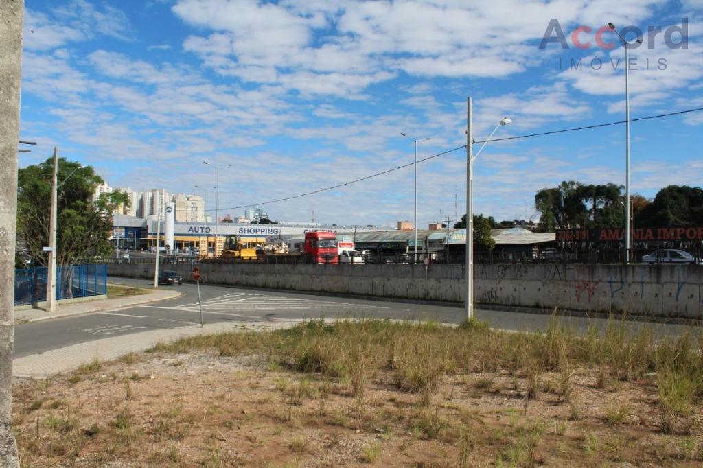 ótimo terreno, na br 116, linha verde, com perfil comercial, medindo 60 metros de frente e...