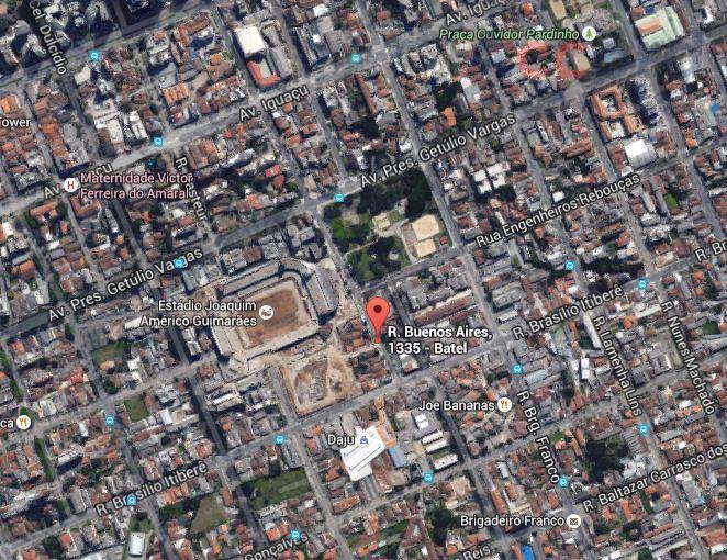 excelente terreno zr-4, bem em frente à arena. com 400 m2, limpo, duas frentes e plano....