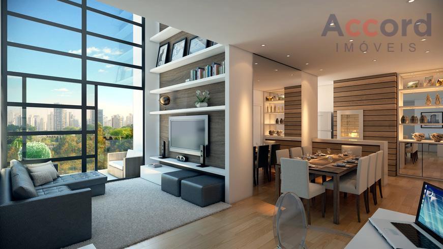 um exclusivo projeto da construtora hugo peretti, inspirado em uma nova geração de empreendimentos europeus, com...