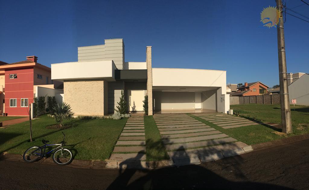 Casa à venda no Condomínio Arco di Roma em Foz do Iguaçu