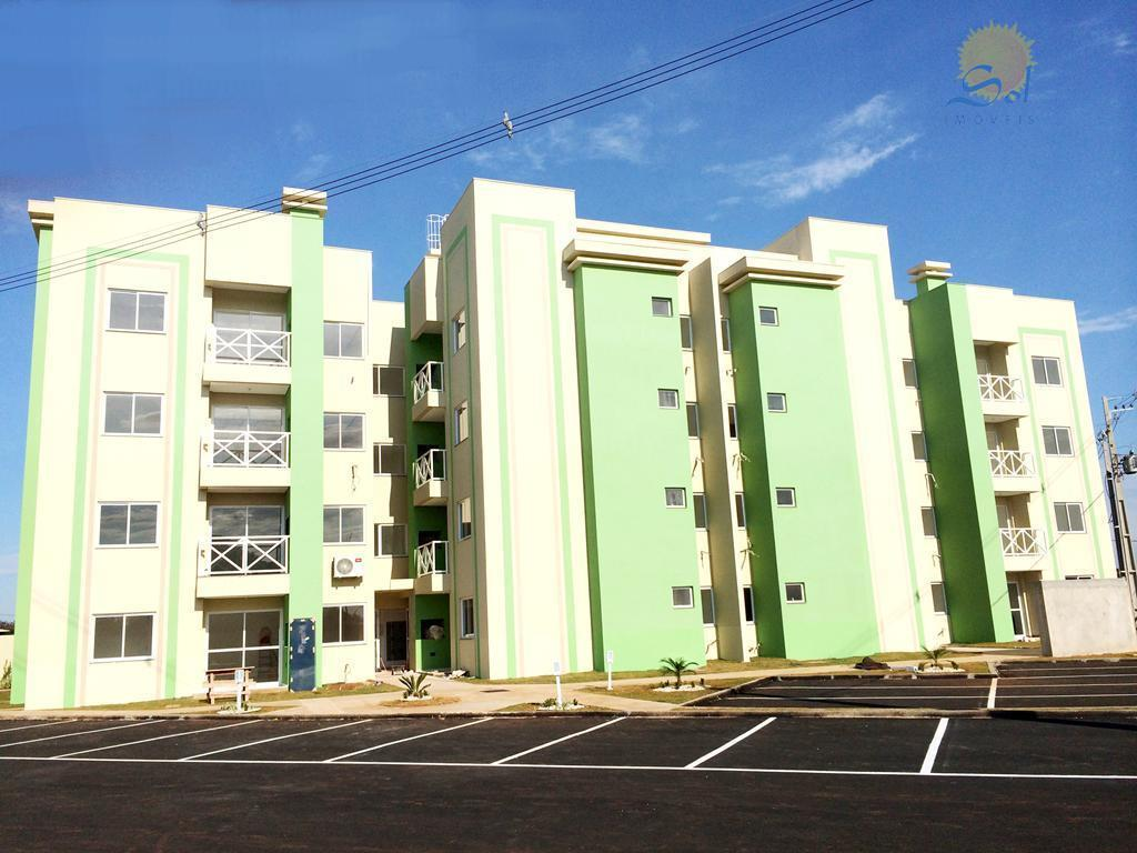 Apartamento à venda no Edifício Angatu em Foz do Iguaçu