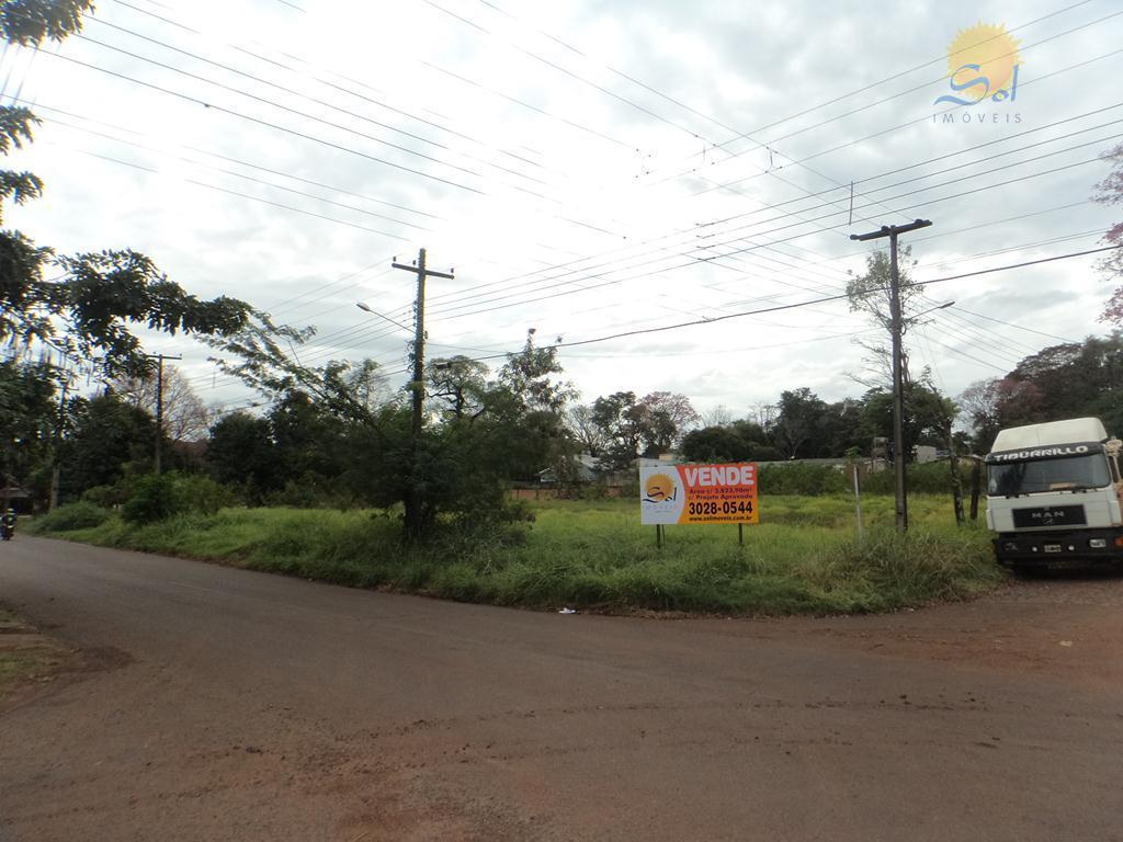 Terreno à venda no Parque Imperatriz em Foz do Iguaçu