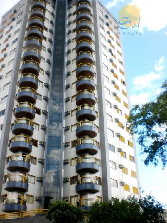 Apartamento à venda no Edifício Rio Negro em Foz do Iguaçu