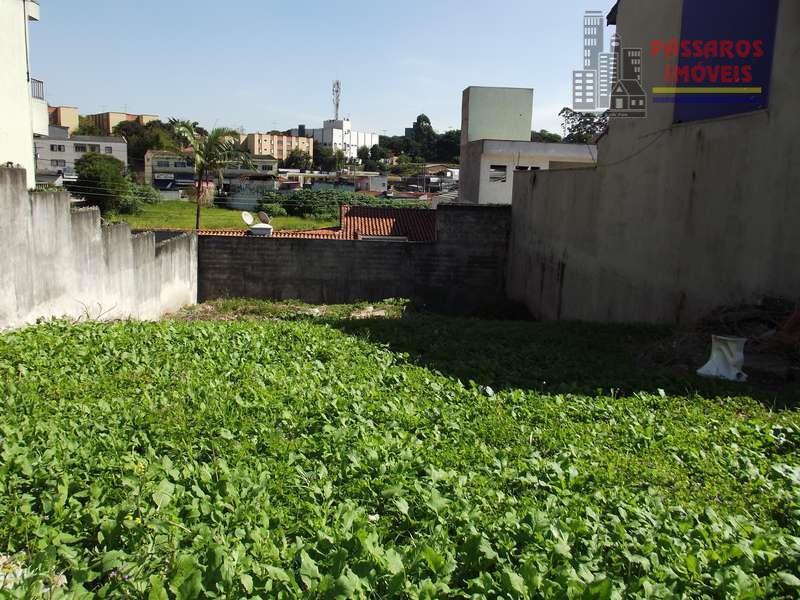 Terreno residencial à venda, Parque dos Pássaros, São Bernardo do Campo - TE0116.