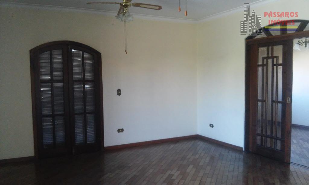 Sobrado residencial para locação, Parque dos Pássaros, São Bernardo do Campo - SO0922.