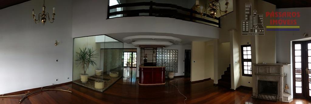 Sobrado residencial à venda, Parque dos Pássaros, São Bernardo do Campo - SO0370.