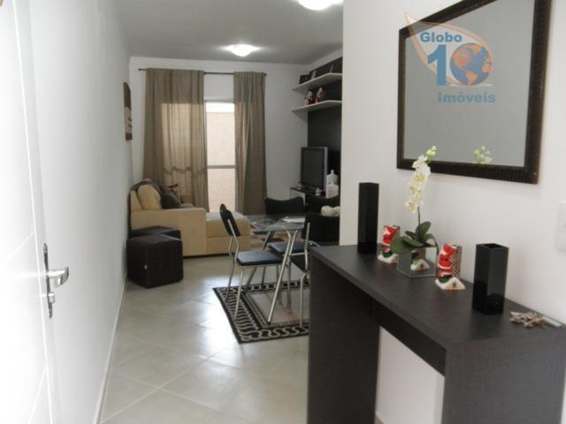 Apartamento residencial à venda, Santa Terezinha  Sorocaba.
