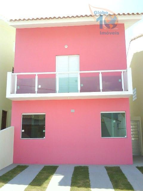 Total Imóveis - Casa 4 Dorm, Wanel Ville, Sorocaba
