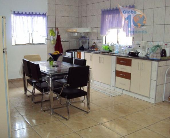 Total Imóveis - Casa 3 Dorm, Jardim Novo Horizonte - Foto 5