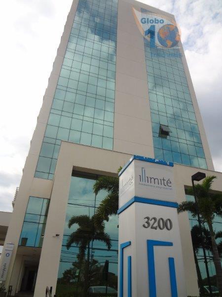 Excelente Sala Comercial, 160 m², Condomínio Illimité, Próximo Prefeitura, Cartório, etc!