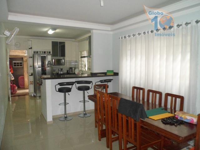 Sobrado 3 dormitórios (1 suíte) + Edicula! Excelente bairro - Cidade Jardim - Sorocaba! Financia e Permuta!