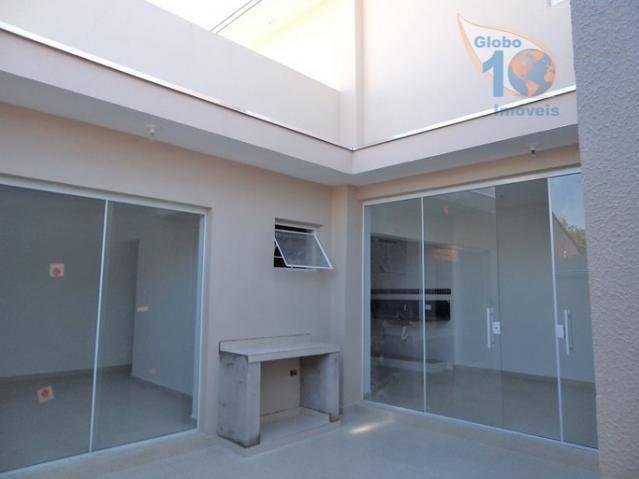 Total Imóveis - Casa 3 Dorm, Jardim Iguatemi - Foto 3