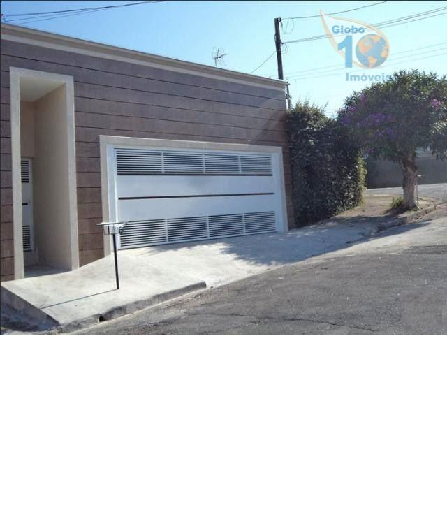 Total Imóveis - Casa 3 Dorm, Jardim Iguatemi