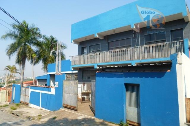 Total Imóveis - Galpão, Zona Industrial, Sorocaba
