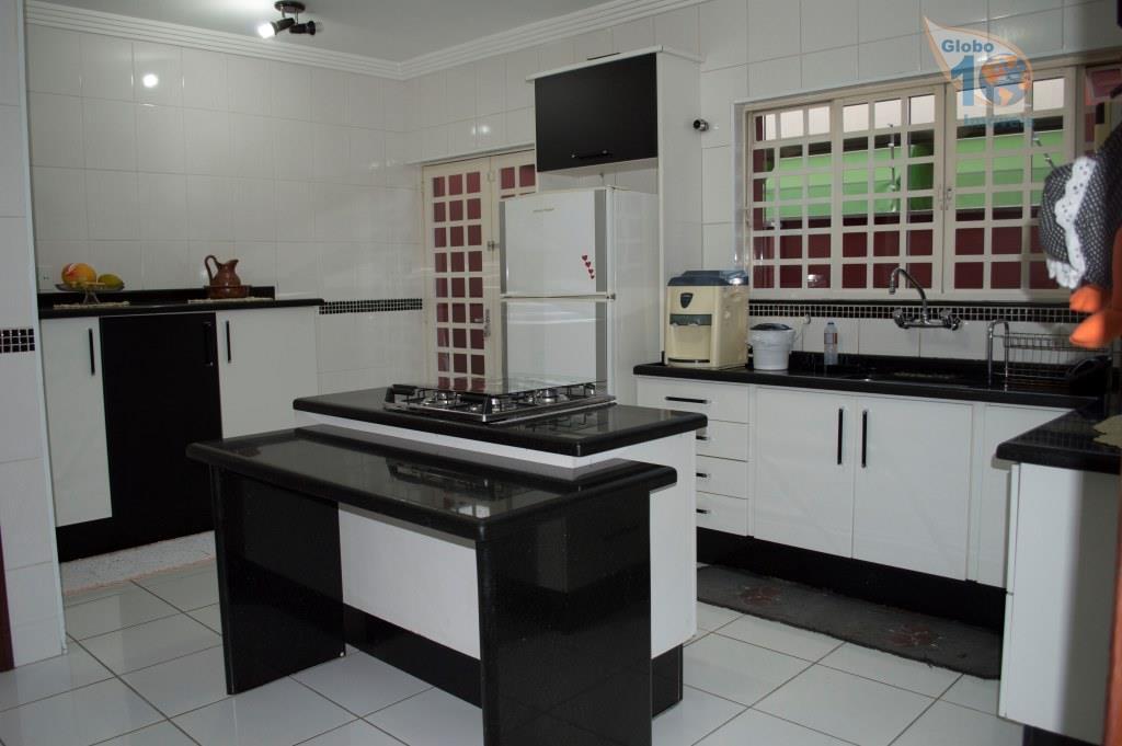 Total Imóveis - Casa 3 Dorm, Jardim São Paulo