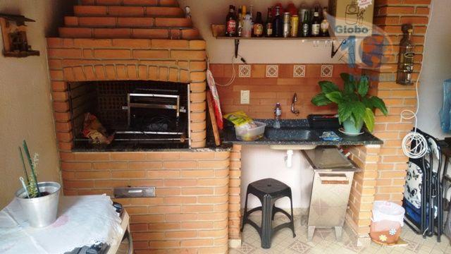 Total Imóveis - Casa 4 Dorm, Júlio de Mesquita