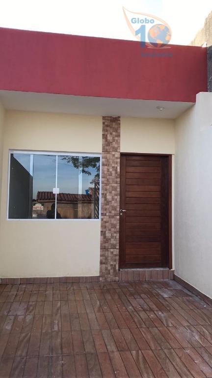 Casas Novas - Plano Minha casa Minha Vida em Sorocaba