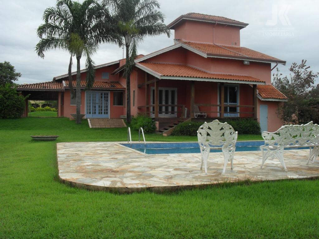 Casa residencial para venda e locação, Condomínio Duas Marias, Jaguariúna - CA0517.