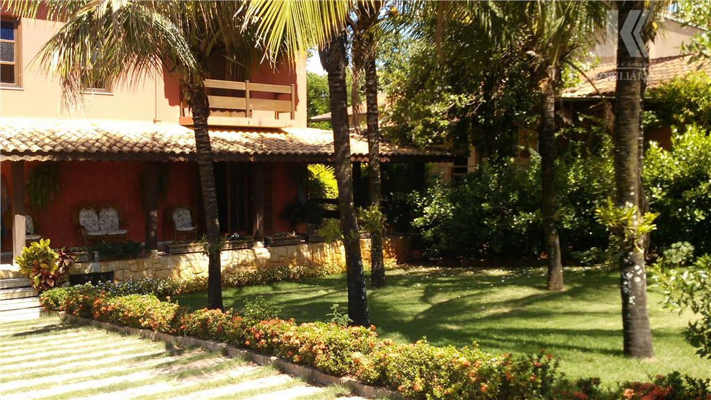 Casa Residencial à venda, Botânico, Jaguariúna - CA1421.