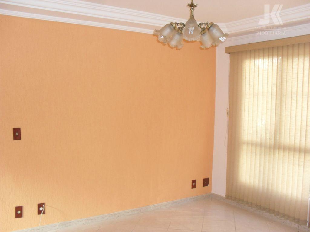 Apartamento Residencial à venda, Jardim São Francisco, Jaguariúna - AP0385.
